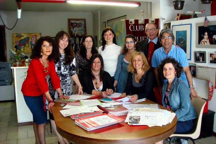 Члены Клуба Джульетты (2012 год)