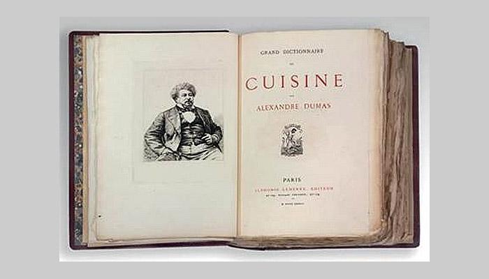 «Большой кулинарный словарь» Александра Дюма-отца