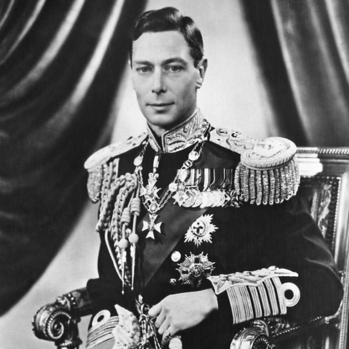 Король Георг VI