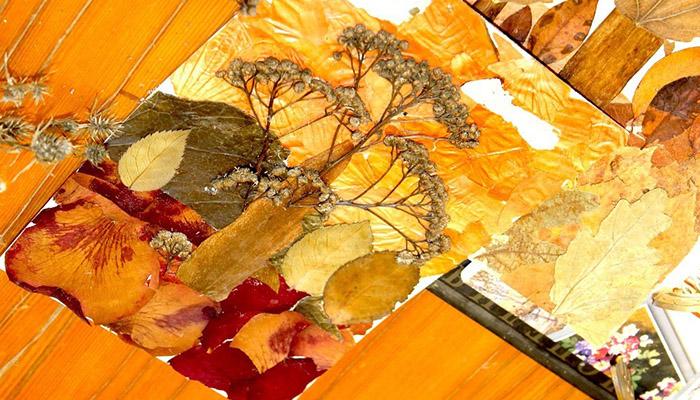 Древнее японское искусство «живописи» из природных материалов сегодня – модное хобби и новое направление творчества