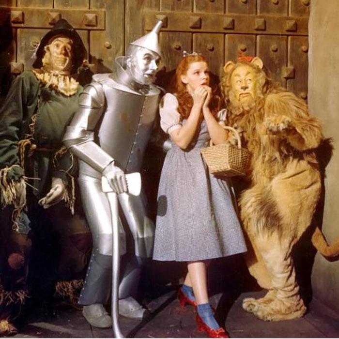 Самая известная экранизация сказки Баума – фильм «Волшебник из страны Оз» 1939 года