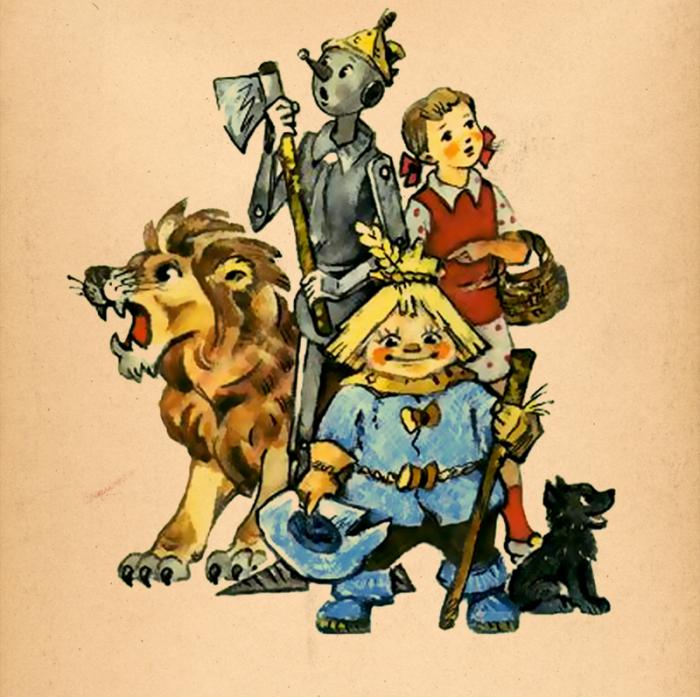 Картинки на тему волшебник изумрудного города автор волков