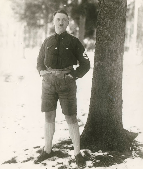Адольф Гитлер, 1927 г.
