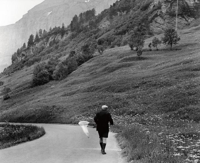 В окрестностях Монтрё, 1965г. Фото: Horst Tappe /ullstein bild/ Vostock-photo