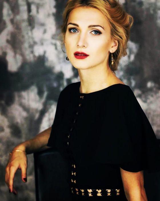 Полина Куценко, фото из Instagram Марии Порошиной