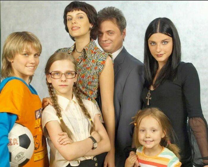 «Папины дочки». / Фото: www.kinopoisk.ru