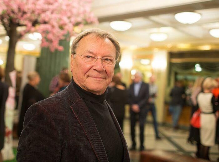 Сергей Шакуров. / Фото: www.posta-magazine.ru