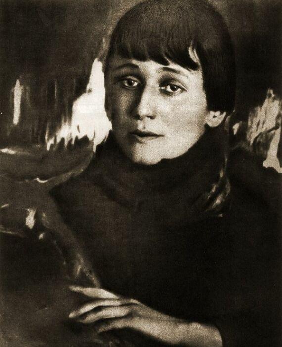 Анна Ахматова. / Фото: www.rostves.info