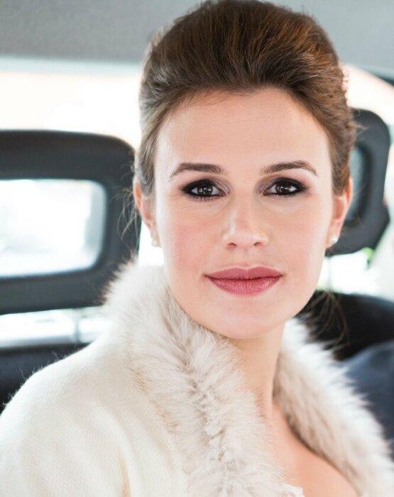 Александра Зарини. / Фото: www.cosmo.ru