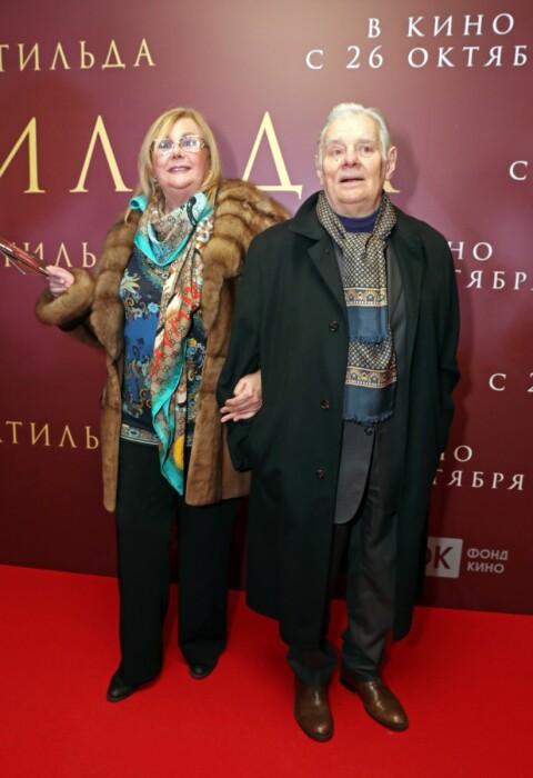 Владимир Андреев и Наталья Селезнёва. / Фото: www.dni.ru