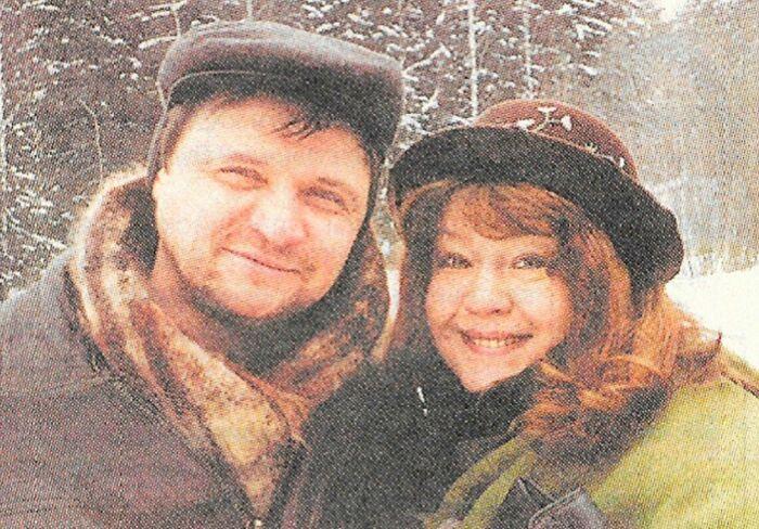 Константин Воробьёв и Ольга Самошина. / Фото: www.yandex.net