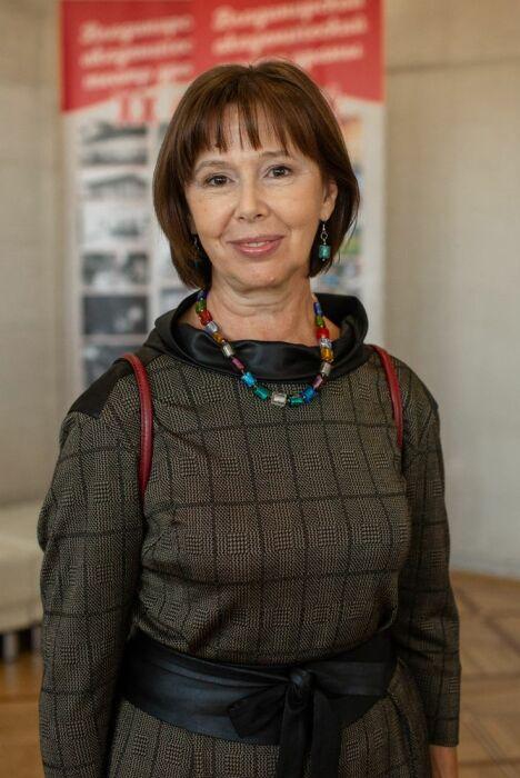 Евгения Симонова. / Фото: www.kluch.media