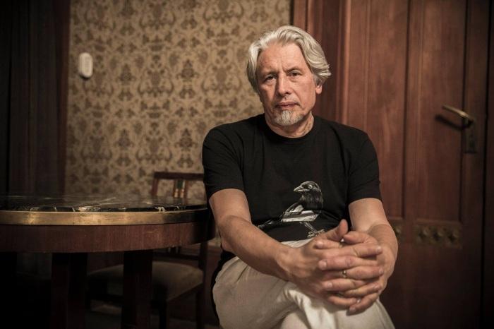 Владимир Сорокин. / Фото: www.twimg.com