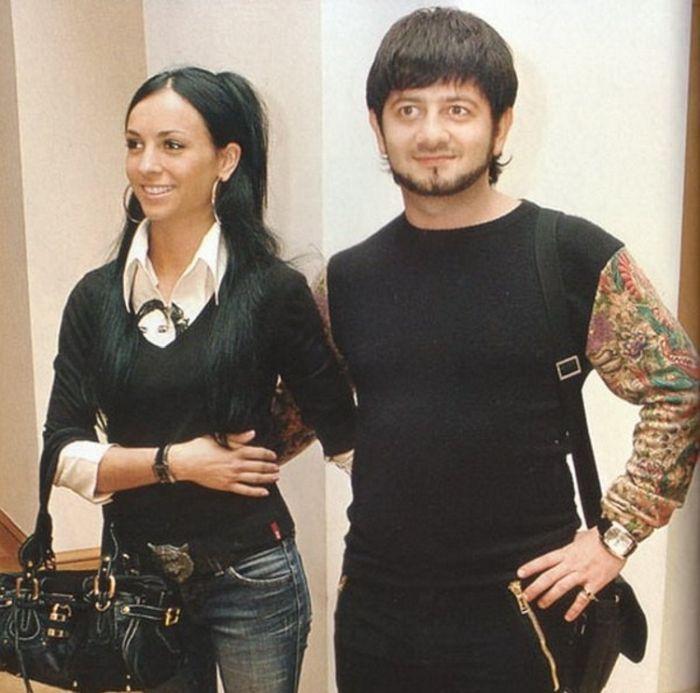 Михаил Галустян и Виктория Штефанец. / Фото: www.onanote.ru