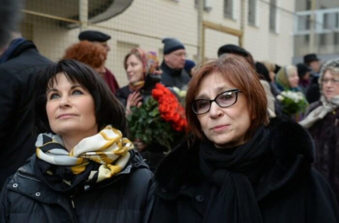 Ольга и Елена Ростропович. / Фото: www.visualrian.ru