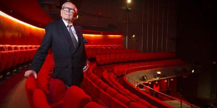 Пьер Карден. / Фото: www.frenchparis.ru