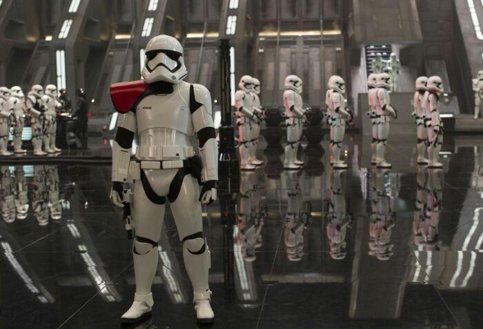 Кадр из фильма «Звёздные войны: Пробуждение силы». / Фото: www.kinopoisk.ru