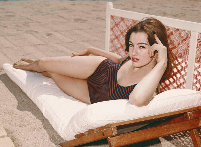 Кристин Килер. / Фото: www.thesun.co.uk
