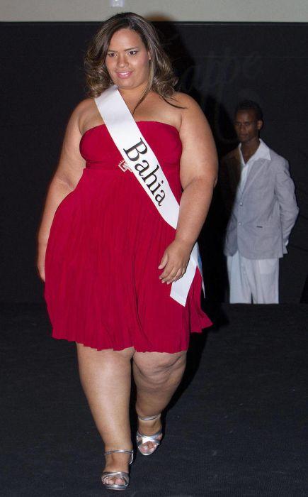 Фото с конкурса Miss Brazil Plus Size. / Фото: www.diepresse.com