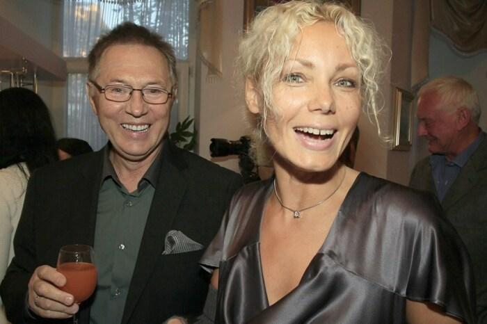 Евгений Меньшов и Ольга Грозная. / Фото: www.rg.ru