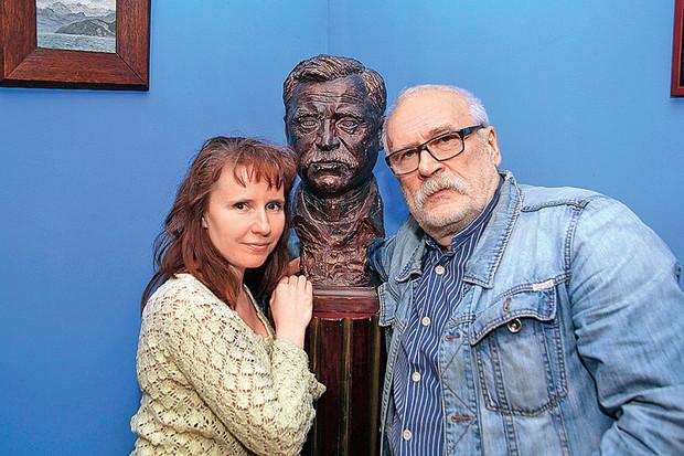 Борис Невзоров и Елена Хрипунова. / Фото: www.wday.ru