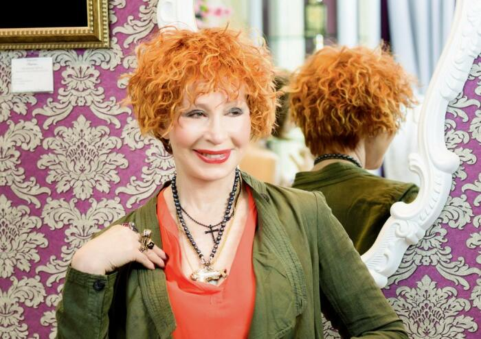 Татьяна Васильева. / Фото: www.galleris.ru