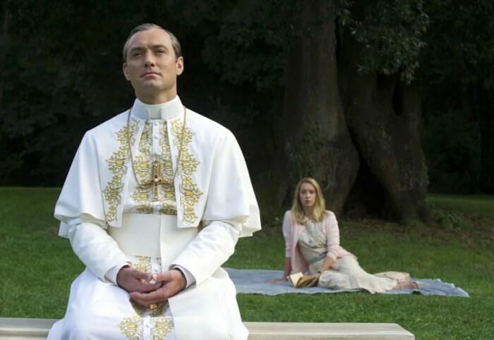 Кадр из сериала «Молодой Папа» . / Фото: www.kinopoisk.ru