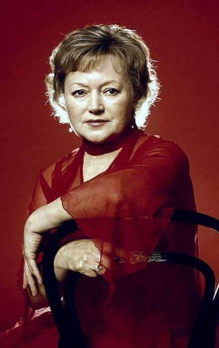 Людмила Касаткина. / Фото: www.binokl.cc