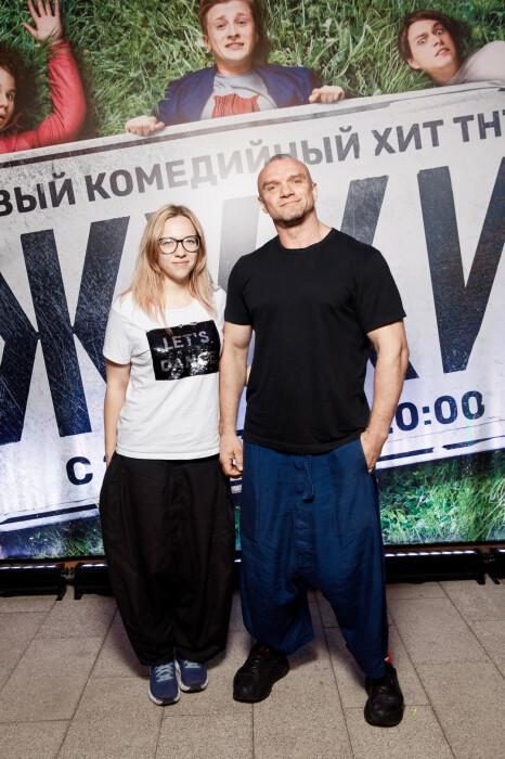 Владимир Епифанцев и Юлия Семёнова. / Фото: www.sobaka.ru