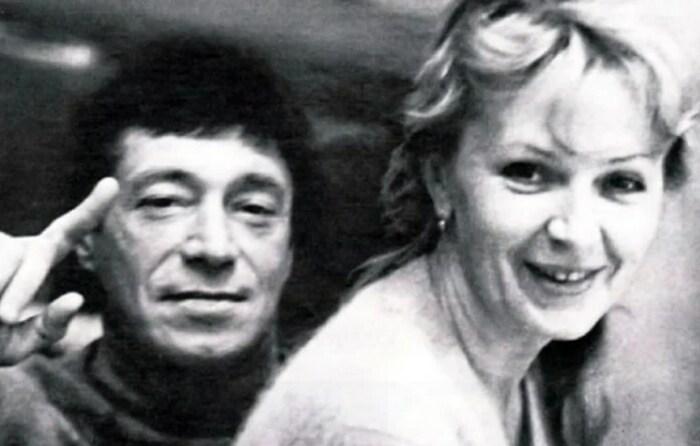 Валентина Титова и Георгий Рерберг. / Фото: www.yandex.net