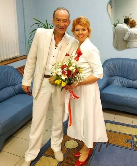 Владимир Торсуев с пятой женой Лилией. / Фото: www.kp.ru