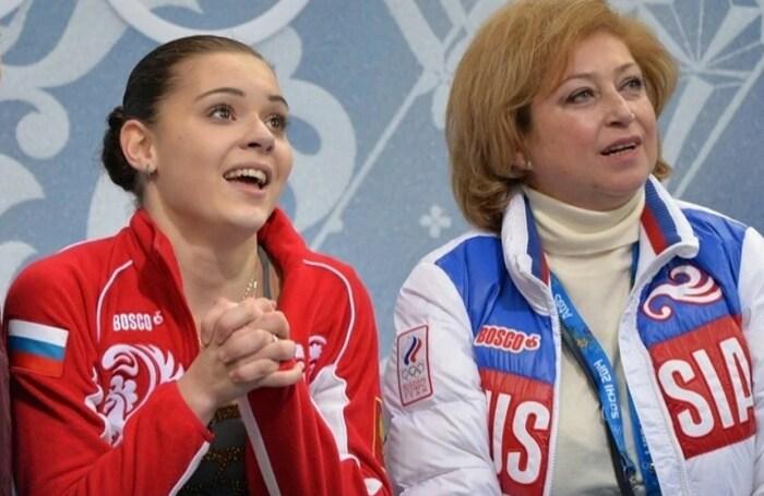 Елена Водорезова и Аделина Сотникова. / Фото: www.yandex.net