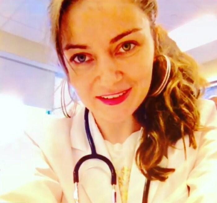 Юлия Николаева. / Фото: www.instagram.com