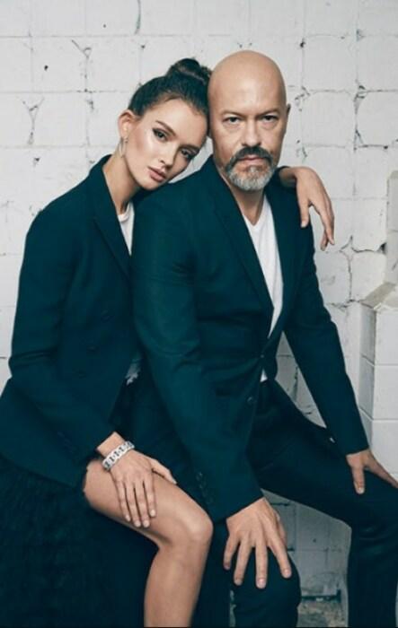 Фёдор Бондарчук и Паулина Андреева. / Фото: www.rusradio.ru