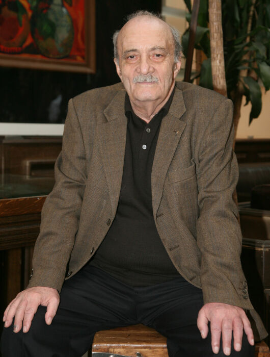 Георгий Данелия. / Фото: www.sputniknews.ru
