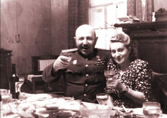 Иван и Тамара Баграмян. / Фото: www.nv.am
