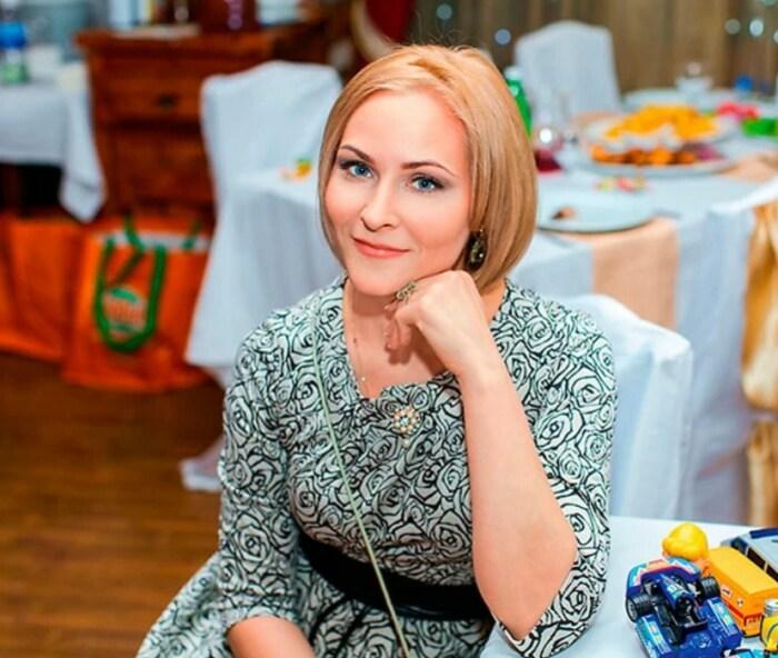 Валерия Листьева (в замужестве - Осецкая) . / Фото: www.7days.ru