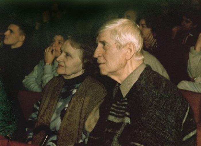Вячеслав Котёночкин и Тамара Вишнёва.  / Фото: www.gellau.ucoz.net