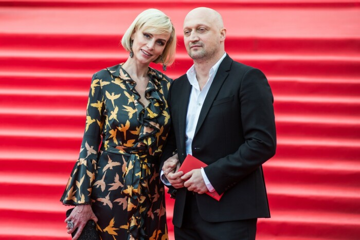 Гоша Куценко и Ирина Скриниченко. / Фото: www.m24.ru