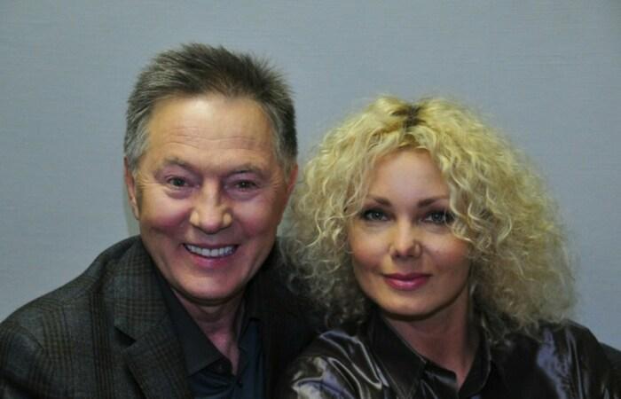 Евгений Меньшов и Ольга Грозная. / Фото: www.uralweb.ru