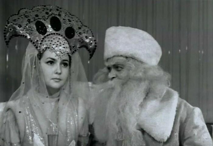 Кадр из фильма «Когда идёт снег». / Фото: www.kino-teatr.ru