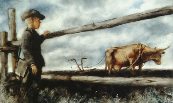 Кадр из мультфильма «Корова». / Фото: www.pravmir.ru