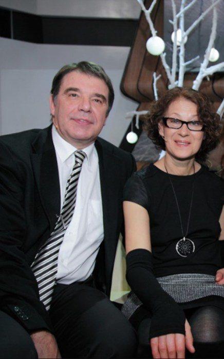 Ирина Моисеева и Андрей Миненков. / Фото: www.showbizzz.net