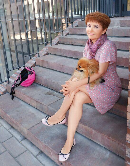 Татьяна Успенская. / Фото: www.wday.ru