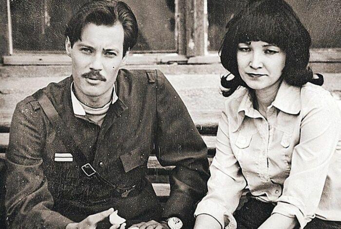 Владимир Конкин с женой. / Фото: www.kpcdn.net