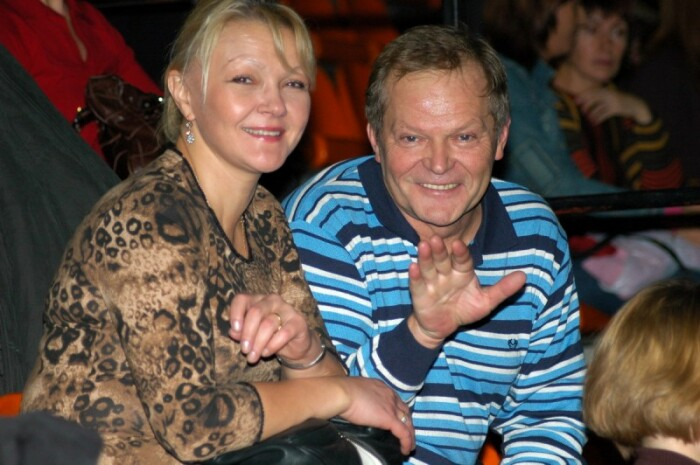 Марина Дюжева и Юрий Гейко. / Фото: www.avtolikbez.ru