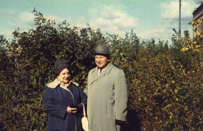 Иван и Тамара Баграмян. / Фото: www.spouses-of-commanders.mil.ru