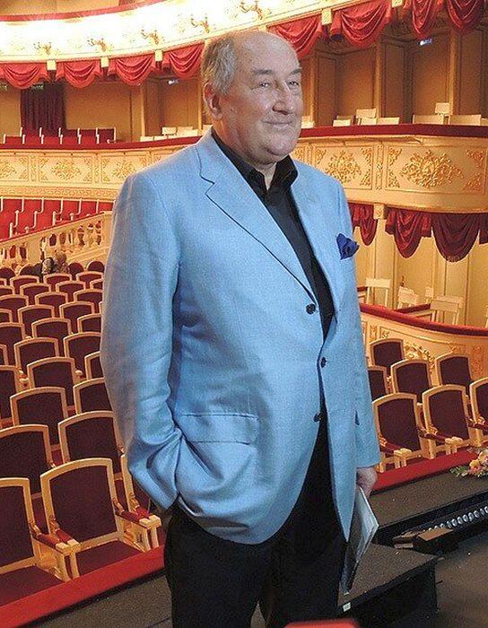 Борис Клюев. / Фото: www.yandex.net
