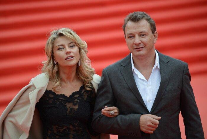 Марат Башаров и Екатерина Архарова. / Фото: www.1tv.ru