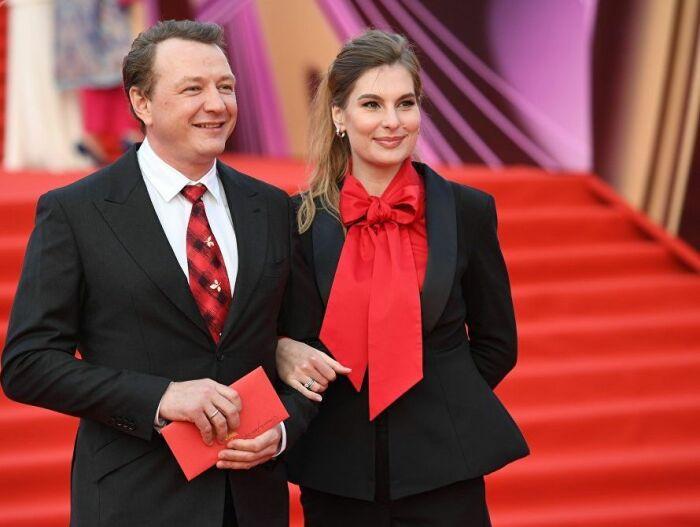 Марат Башаров и Елизавета Шевыркова. / Фото: www.sputniknews.ru